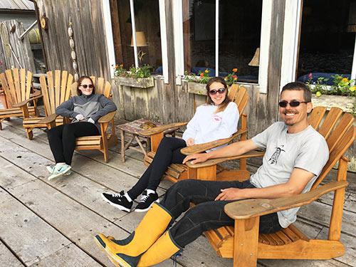 Salmon Fishing Lodges BC Hakai Lodge