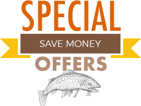 Special Fishing Package Offers